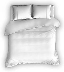 Romanette Duchesse - Verwarmend Flanel - Wit Lits-jumeaux XL (270 x 200/220 cm + 2 kussenslopen) Dekbedovertrek