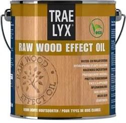 Trae Lyx Raw Wood Effect Oil Licht hout - 2,5 l