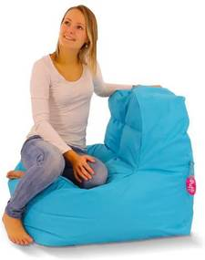 Puffi Sofa Chair - Aqua