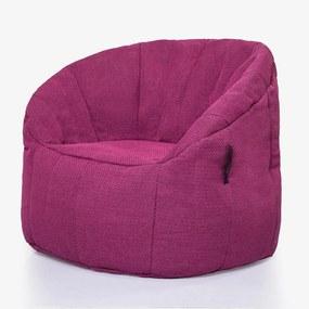 Ambient Lounge Butterfly Zitzak - Sakura Pink