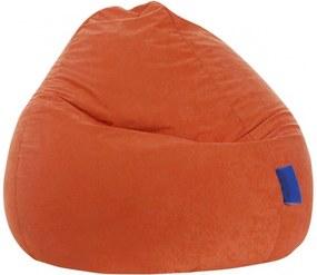 Zitzak Valencia oranje