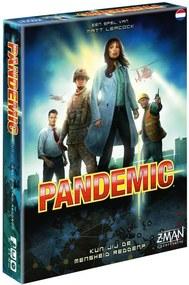 Asmodee Pandemic bordspel