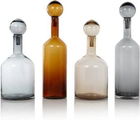 Pols Potten Bubble & Bottles flessen set van 4