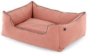Kysler extra grote mand voor huisdieren, roze