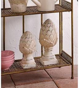 HOME AFFAIRE deco-object »Dennenappel« (set van 2)