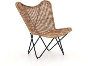 Giardo Falena lounge tuinstoel - Laagste prijsgarantie!
