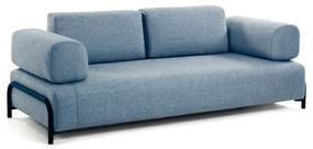 Kave Home Compo Design 3-zits Bank Blauw