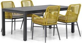Coco Adali/Concept 180 cm dining tuinset 5-delig