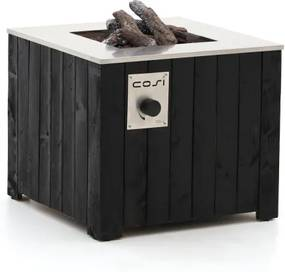 Cube vuurtafel 70x70x58cm - Laagste prijsgarantie!