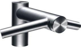 Dyson Airblade Wash & Dry handdroger 1000W en wastafelkraan in 1 met lage uitloop 15.9x30.3x28.6cm droogtijd 12 sec. RVS 245265-01