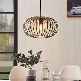 Nahele hanglamp in kooivorm - lampen-24