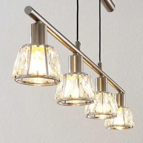 Kosta hanglamp, hoogteverstelbaar nikkel - lampen-24