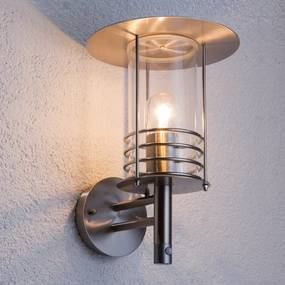 Bewegingssensor-buitenwandlamp Miko - lampen-24