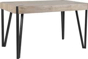 Eettafel taupe CAMBELL
