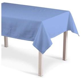 Rechthoekig tafelkleed, blauw