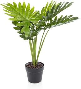 &Klevering Philodendron kunstplant 70 cm