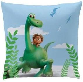 The Good Dinosaur Kussen jongens groen 34 x 34 x 11 cm