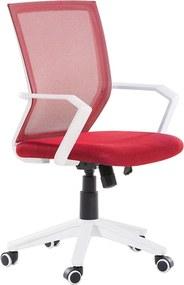 Bureaustoel rood RELIEF