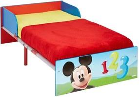 Disney Peuter Bed Mickey Mouse - 143x77x43 cm - Leen Bakker