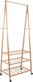 cloth rack native bamboo