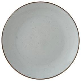 Dinerbord Emma - 25.5 cm - wit