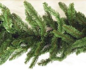 Evergreen guirlande 270 x 45 cm