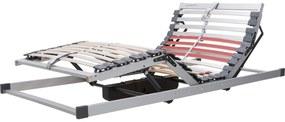 Goossens Lattenbodem Premium, Inzet 70 x 210 cm electrisch verstelbaar
