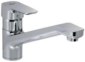 Ideal Standard CeraPlan III keukenmengkraan met lage druk eengreeps beweegbare uitloop met perlator sprong 234mm chroom B0723AA