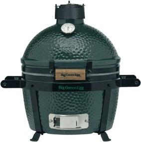 Big Green Egg MiniMax kamado barbecue met beschermhoes