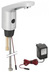Geberit Hytronic 85 wastafelkraan voor koud of gemengd water IR 230V chroom 116135211