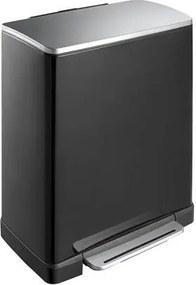 Pedaalemmer E-Cube recycling 46 Liter (28+18 Liter)
