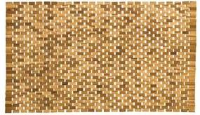 Woodblock Badmat 52 x 90 cm