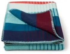 Røros Tweed Asmund plaid van wol 135 x 200 cm