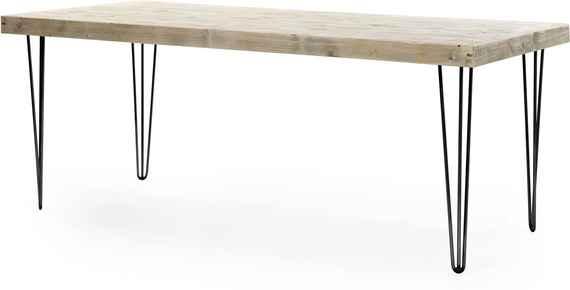 Uitschuifbare Eettafel Steigerhout.Goedkope Eettafel Kopen Bekijk De Goedkoopste Eettafels Biano