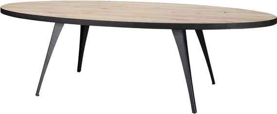 Eetkamer Tafel Uittrekbaar.Ovale Tafels Kopen Bekijk Het Assortiment Online Biano