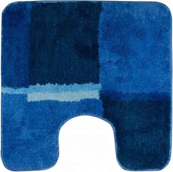 Wc Mat Lichtblauw.Blauwe Badmatten Wc Matten Biano