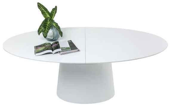 Ronde Witte Uitschuifbare Tafel.Uitschuifbare Eettafels Kopen Vind Jouw Favoriet Biano