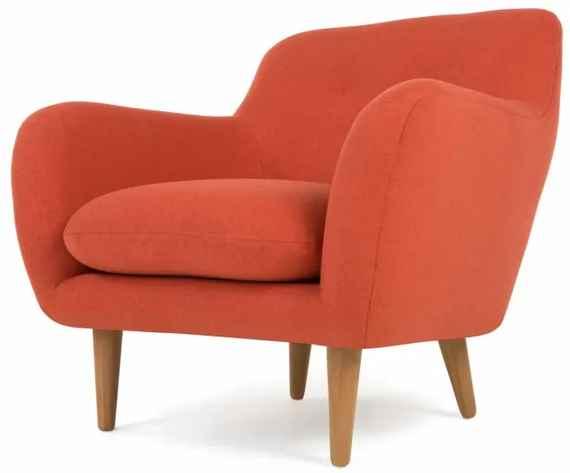 Oranje Design Fauteuil.Oranje Fauteuils Biano