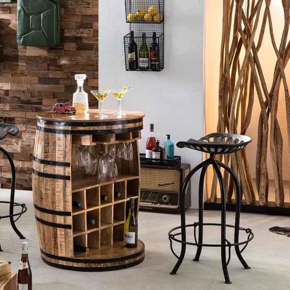 Beste Wijnrek kopen? Bekijk alle wijnrekken hier online | Biano WE-78
